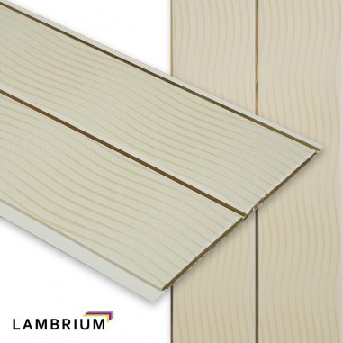 Lambriu PVC 200 mm G2 - aur