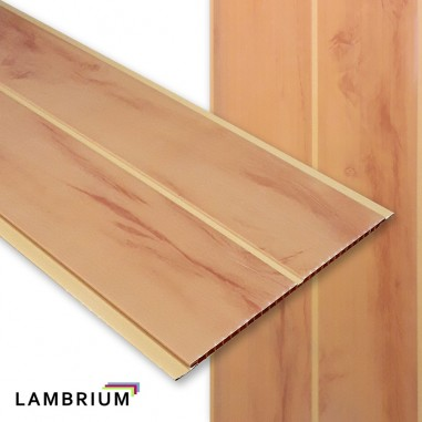 Lambriu PVC 200 mm G-36 - stejar