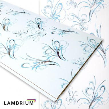 Lambriu PVC 250mm LN51 blue