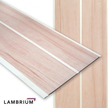 Lambriu PVC 200 mm G-23 - stejar