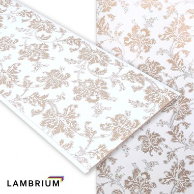 Lambriu PVC 200mm CH-12H Gold