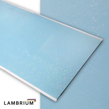 Lambriu PVC 250mm CH20 blue