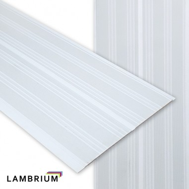 Lambriu PVC 200 mm G-8 - zebra